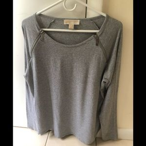 Michael Kors top in gray